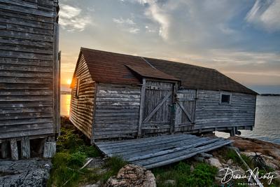 Joe Batt's Arm, Fogo Island, Newfoundland, Canada